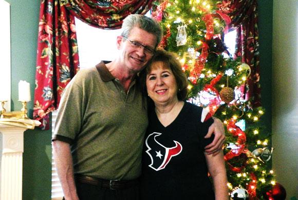 Owners Jim and Terri Baker